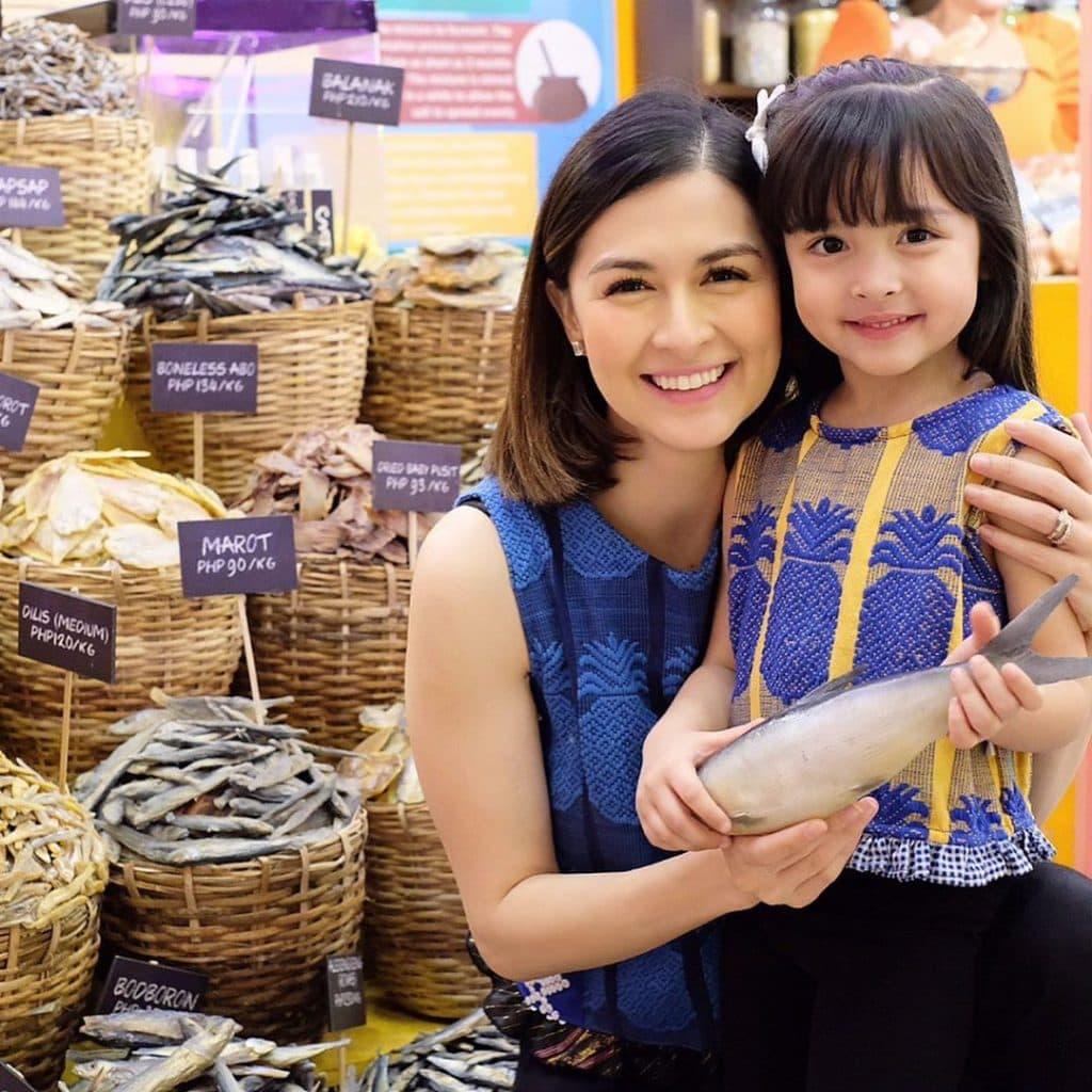 Marian Rivera and daughter Zia eyed as tourism ambassadors - Latest Chika