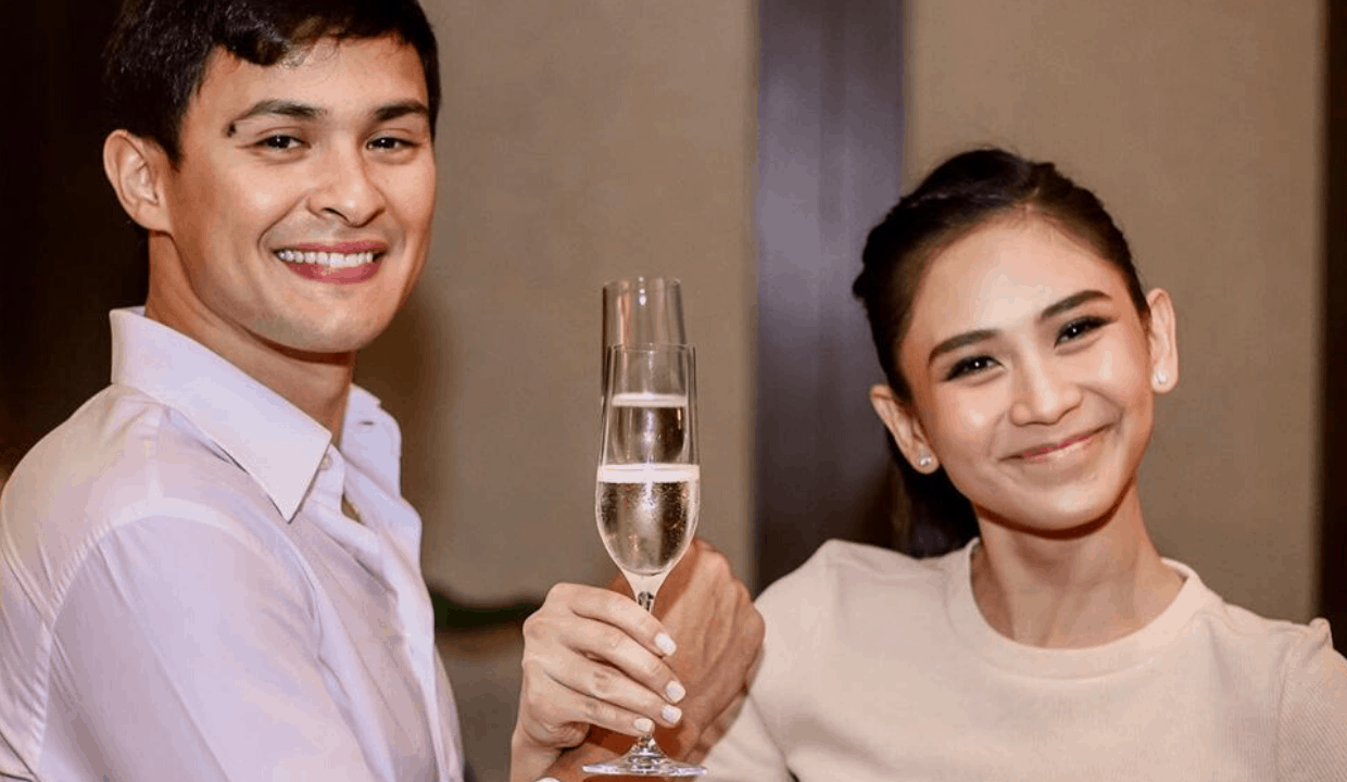 'Yes, we got married': Matteo Guidicelli posts first wedding photo with wife Sarah Geronimo