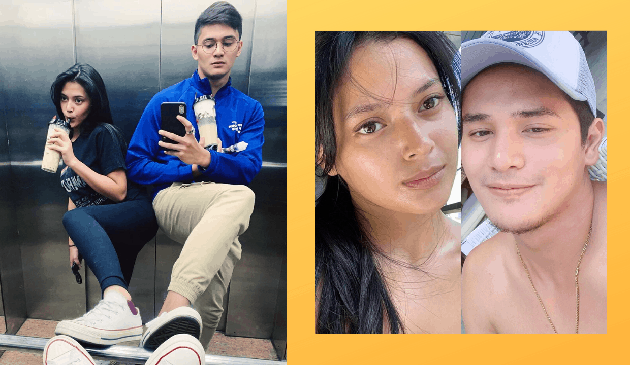 Officially together? Ruru Madrid posts first photo with rumored girlfriend Bianca Umali