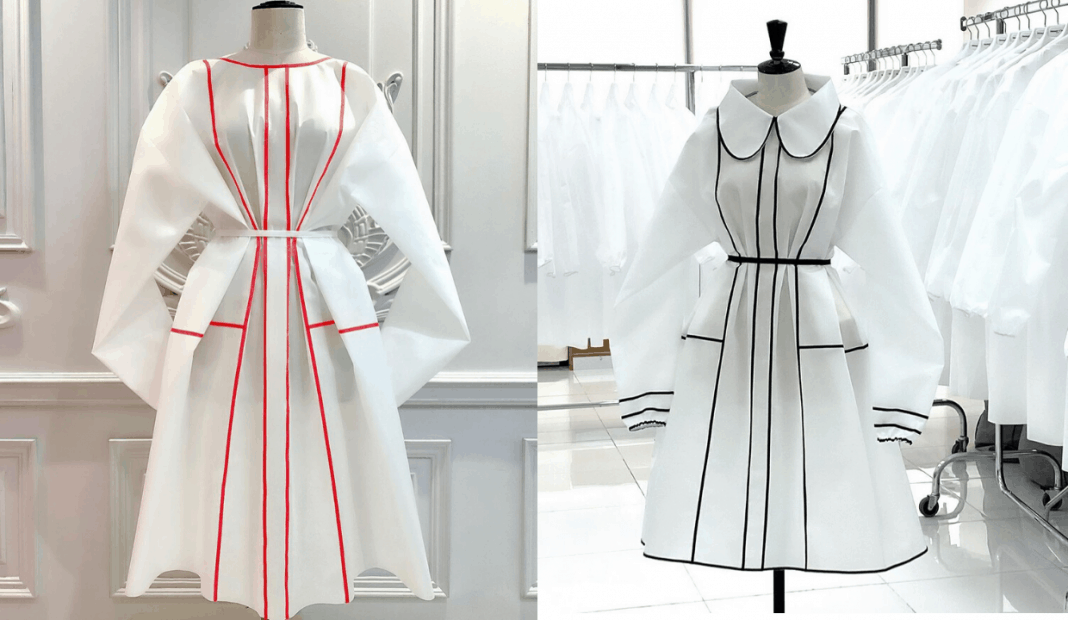 Michael Cinco Designs Fashion Forward Ppes For Frontliners In Dubai Latest Chika