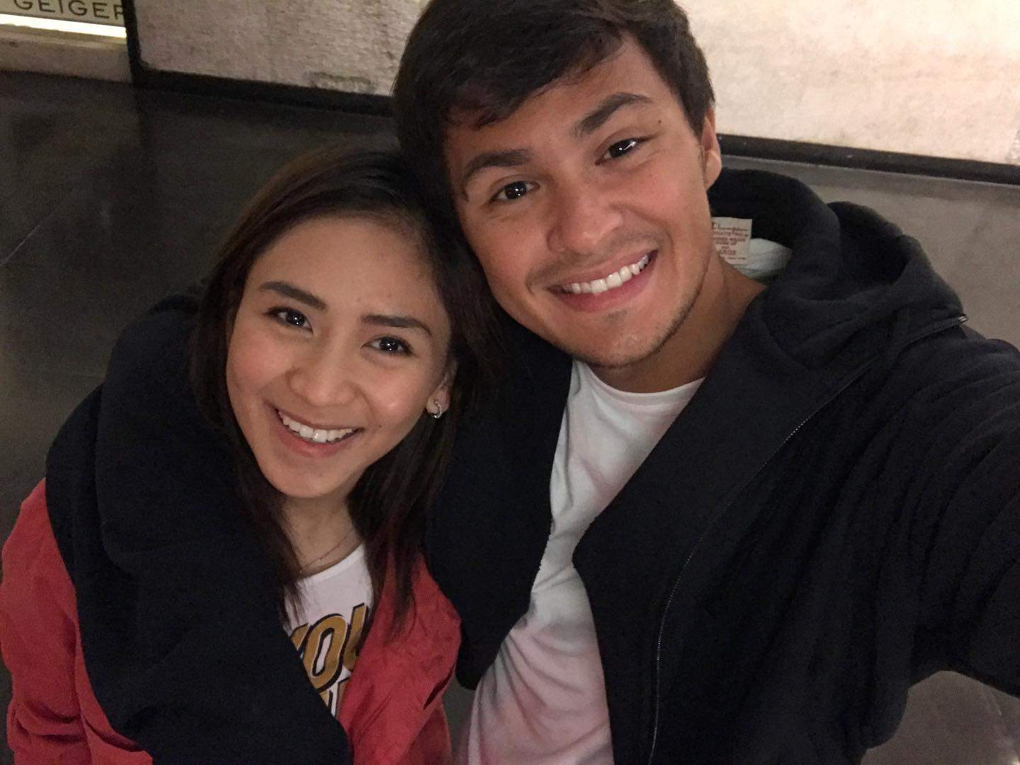 Matteo Guidicelli says he prayed for Sarah Geronimo to be his wife