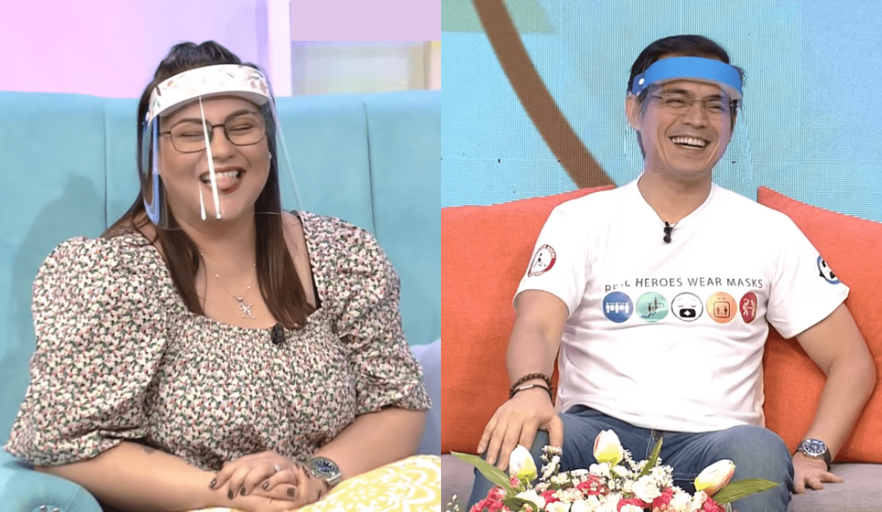 Did Isko Moreno and Karla Estrada have 'a thing' in the past?